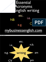 essentialacronymsforenglishwriting-130804014450-phpapp01