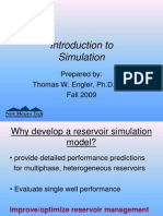Simulation 1 Overview