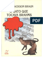 Lilian Jackson Braun - O Gato Que Tocava Brahms
