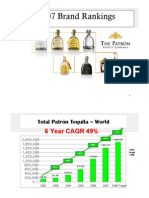 Information Patron Tequila