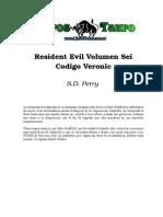 Perry, S.D. - Resident Evil 6 _ Codigo Veronica