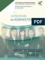 APUNTES DIGITALES 2012