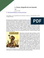 D°az Sanchez, Andres - Acero y magia - Conan biografia de una leyenda