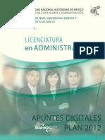 Licenciatura de Administracion