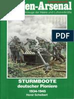 Waffen Arsenal - Sonderband S-45 - Sturmboote deutscher Pioniere 1934-1945