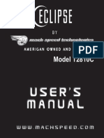 Eclipse t2810c User Manual