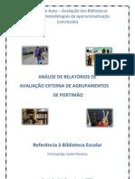 ANÁLISE DE RELATÓRIOS DE