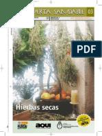 03-Recolección, Secado y Conservación de Hierbas