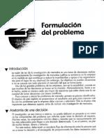 2 FORMULACIÓN DEL PROBLEMA