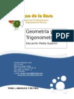 Geometria y Trigonometria Para Bachillerato