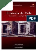 Gaulejac Historias de Vida Psicoana Lisis y Sociologi a Cli Nica