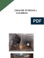 Voladuras en Tuneles