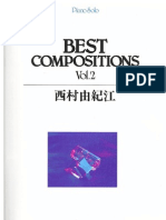 36609380 Best Composition Vol 2 Yukie Nishimura 112 Japanese New Age Music