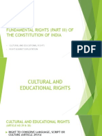 Fundamental Rights P3