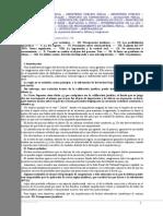 Javier a. de Luca. Acusacion, Su Ampliacion, Imputacion Alternativa, Defensa y Congruencia