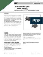 315_SVP3000 Alphaplus s HART protokolom.pdf