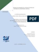 Actividad 5.5 Entrega Proytecto Final