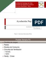 Ayudantía PEP 1.2 SGM - 22012