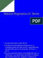 Matrizes Progressivas J.C. Raven
