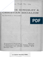Charles Kingsley and Christian Socialism