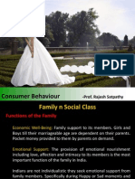 Social Class n Groups