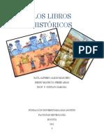 Síntesis de Libros Históricos