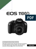 CANON EOS 1100D Basic Instruction Manual en v1.0