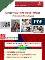 Induccion Estudiantes Practicas Industriales-2013