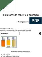 Aula Emulsões 2014-06-03