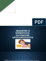 Fármacos Que Afectan a Nivel de SNC