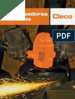 Cleco Nova Esmerilhadeira Vertical PT