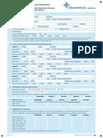 Zilveren Kruis Application Form