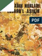 Ahmed Bican - Envâru'l Âşıkîn 1