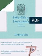 Foliculitis y Forunculosis