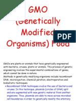 The GMO Debate info