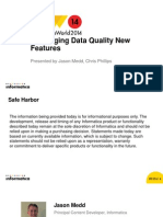 New Features in Informatica Data Quality_final