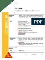 HT - Sellante y Adhesivo Elastomérico de Poliuretano Monocomponente