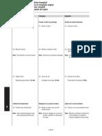 Instalación Correa Distribución 1011F