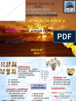 Universidad Peruana Los Andes - Etica