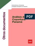 Analisis de Coyuntura Panamá