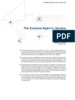Mridula Ghosh - The Extreme Right in Ukraine (October 2012)