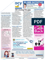 Pharmacy Daily for Mon 08 Sep 2014 - Still closing the gap, PSA backs conference, On patenting genetics, Med stockpile tender, and much more