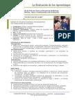 8Evaluacion de Los Aprendizajes RECURSOS Ejemplo de Secuencia