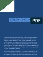 Lorem Ipsum (DTLUnico Caps Bold)