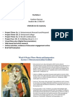 vsw100 art  creativity portfolio 2 part 1