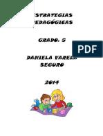 Estrategias Daniela Varela