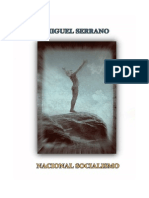 Nacional-socialismo - Por Miguel Serrano