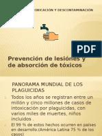 Plaguicidas - Riesgos Ocupacionales - 12 Oct.13