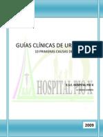 Guias Clinicas de Urgencia