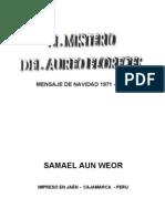 EL MISTERIO DEL AUREO FLORECER